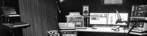 In the studio with Kiasmos