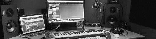 In the Studio with loscil