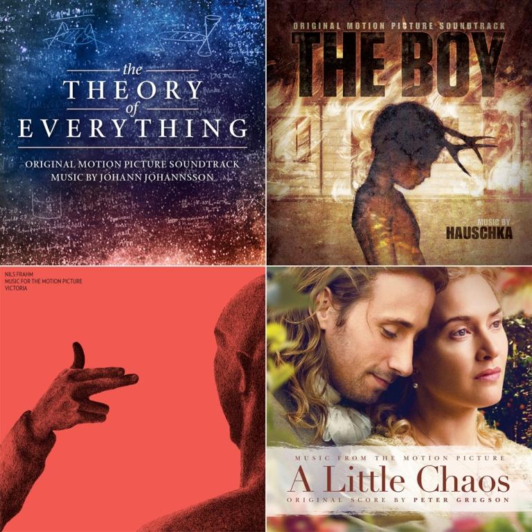 Sound Bytes Soundtracks – Jóhann Jóhannsson, Hauschka, Nils Frahm and Peter Gregson