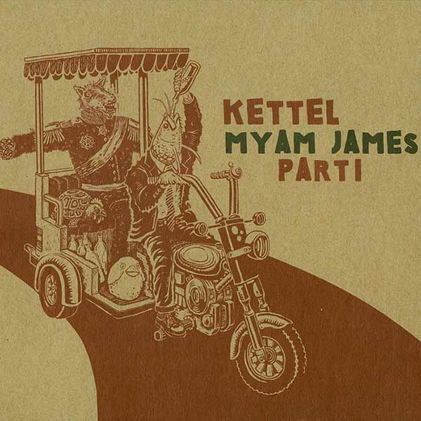 Kettel – Myam James Part 1