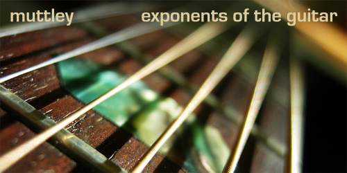 muttley - exponents of the guitar