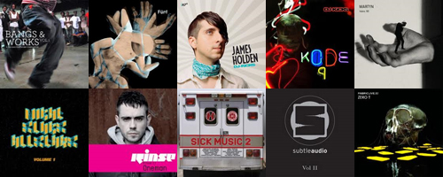 20 Compilations and Mixes of 2010 [part 3]
