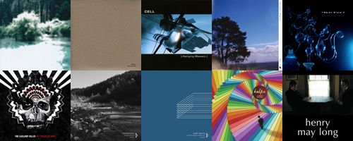 20 Overlooked Albums of 2009 1