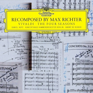 Max Richter - Recomposed By Max Richter Vivaldi - The Four Seasons