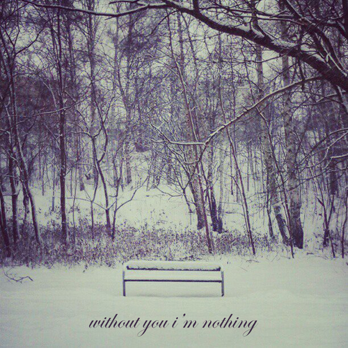 saimonse - without you i'm nothing