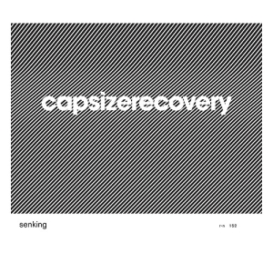 Senking - Capsize Recovery (Raster-Noton)