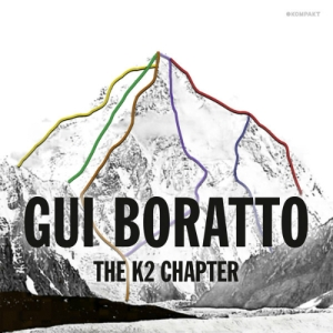 Gui Boratto - The K2 Chapter
