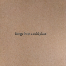 Kate Carr - Songs from a cold place