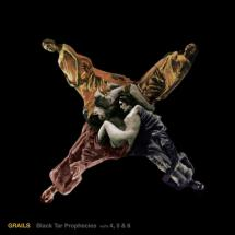 Grails ‎– Black Tar Prophecies Vol's 4, 5 & 6 (Temporary Residence Ltd)
