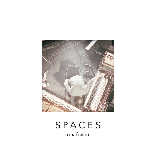 Nils Frahm ‎– Spaces (Erased Tapes)