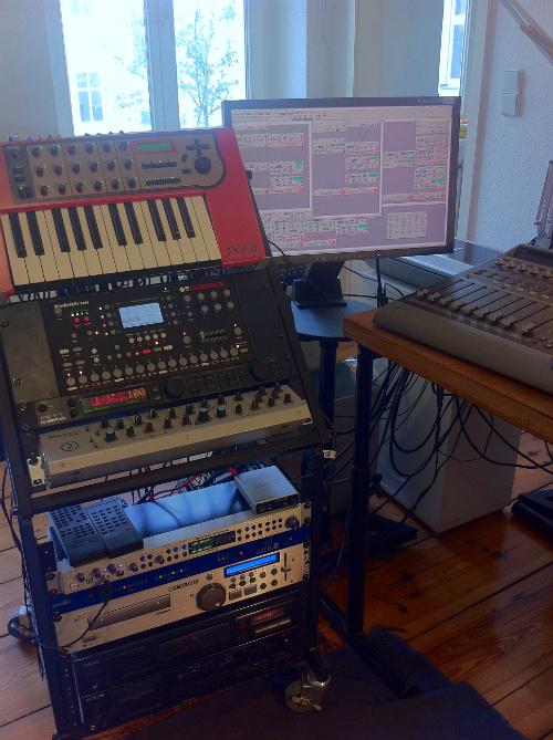 Frank Bretschneider Studio 2