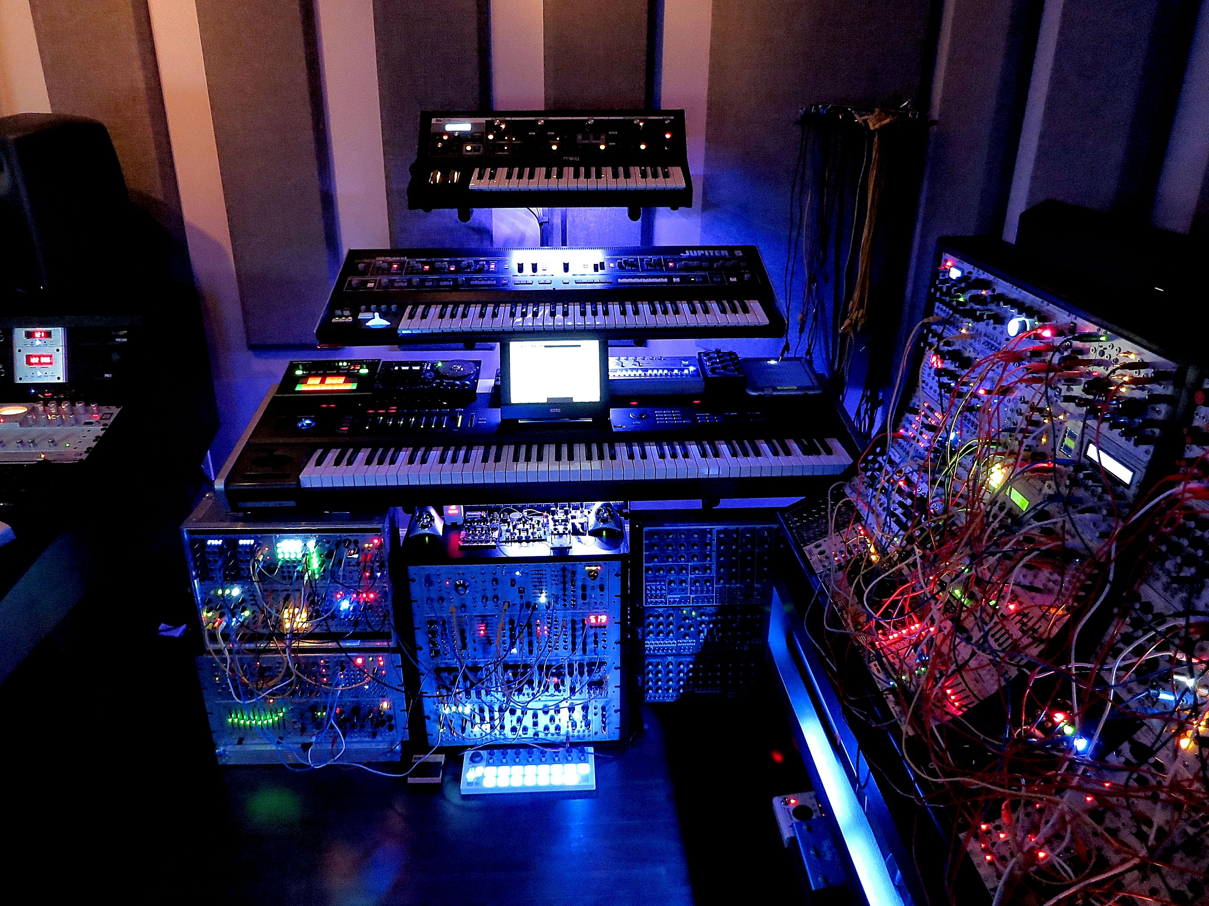 In The Studio With Richard Devine