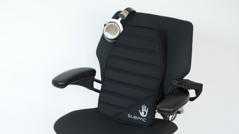 subpac-black-chair