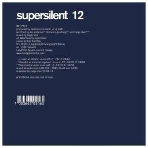 Supersilent ‎– 12