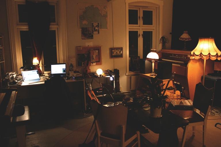 Skodvin's Oslo Studio 2008