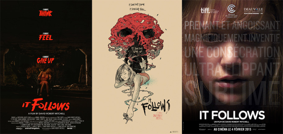 It Follows Posters