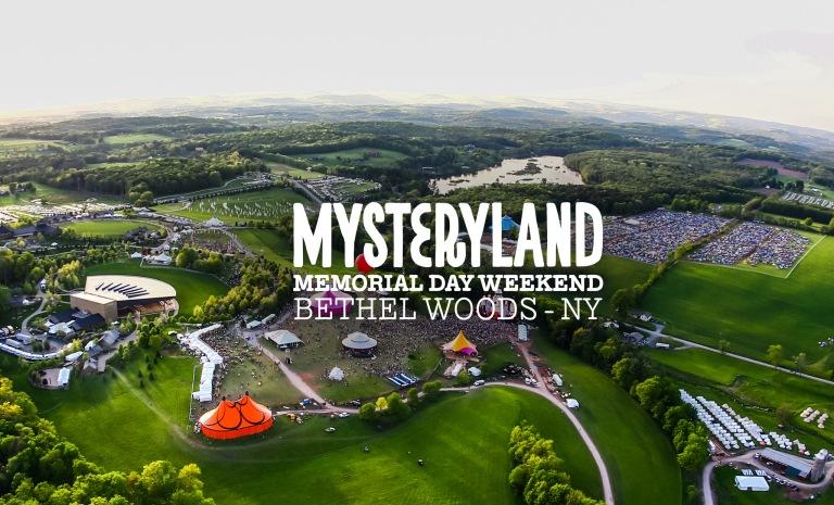 Mysteryland