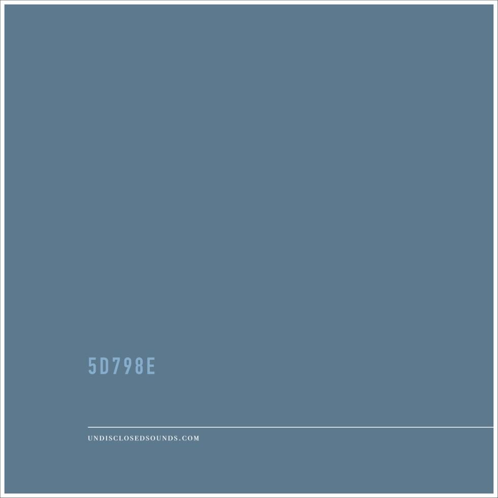 UNDISCLOSED - 5D798E