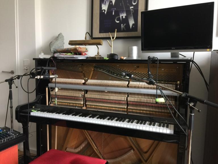 Hauschka Piano