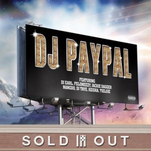 DJ Paypal ‎– Sold Out (Brainfeeder)