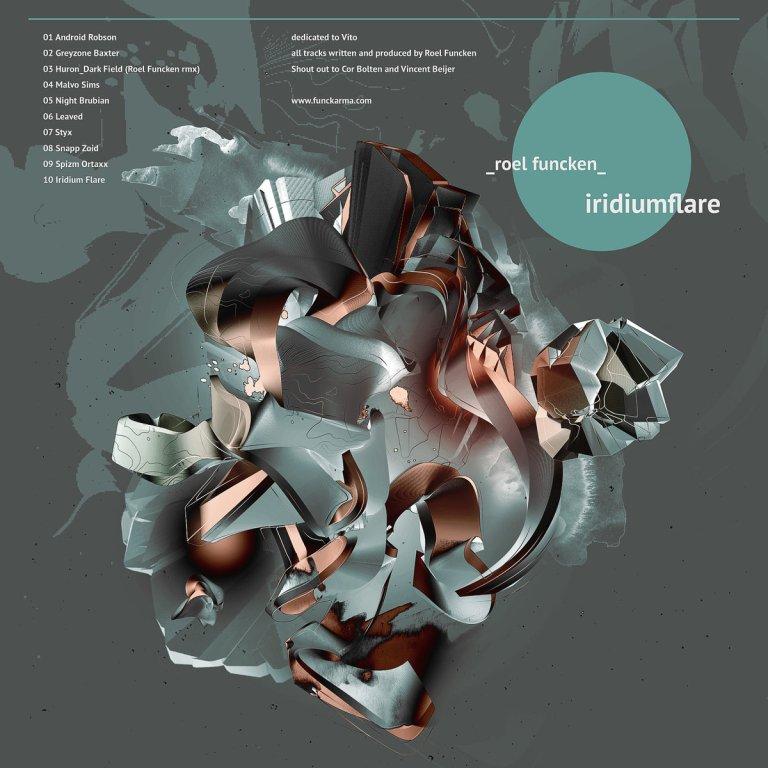 Roel Funcken - Iridium Flare