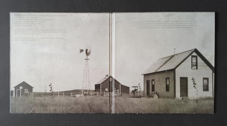 Settlers Vinyl Photo