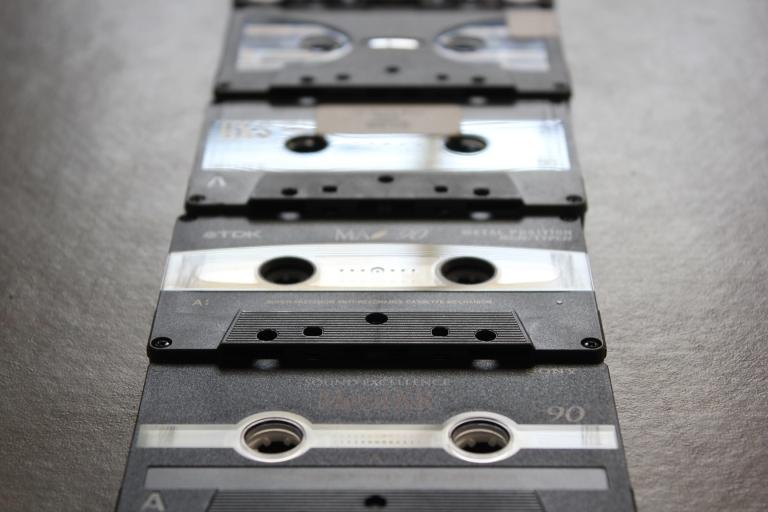 Jega - 1995 Tapes