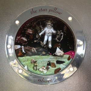 The Star Pillow - Above