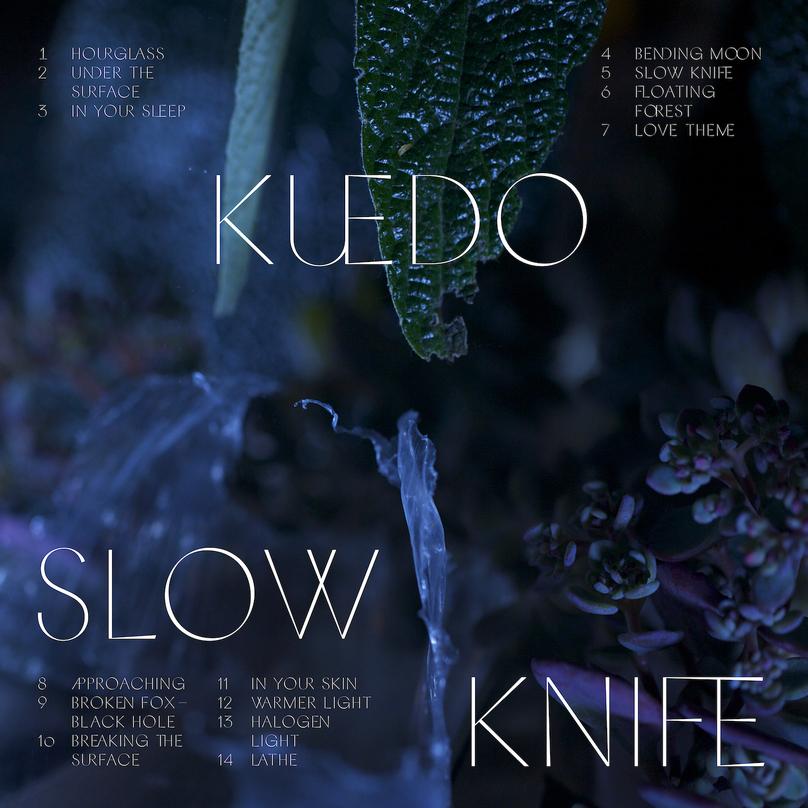 Kuedo – Slow Knife (Planet Mu) – Headphone Commute